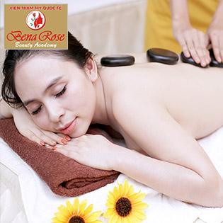 Buffet Spa 5 Combo Massage Body, Sạch Mụn, Tắm Dưỡng Trắng, Mịn Màng Da Cao Cấp Tại Viện Thẩm Mỹ Quốc Tế Bena Rose
