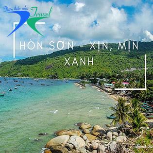 Tour Đảo Hòn Sơn – Ma Thiên Lãnh Huyền Bí 2N2Đ – Những Bãi Biển Đẹp Nhất – Thưởng Thức Hải Sản