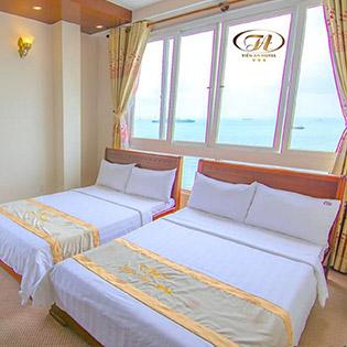 Tiến An Hotel 3* - Suite Connecting Sea View 2N1Đ - Hồ Bơi – Đối Diện Biển Dành Cho 05 Khách