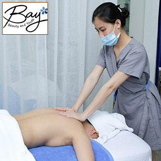 (110') Đi Càng Đông Giá Càng Rẻ - Massage Body + Xông Hơi Vùng Kín + Xông Hơi Lá Dao Đỏ Chỉ Có Tại Bay Spa