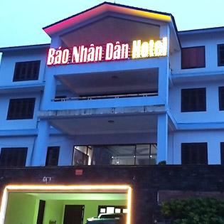 Nghỉ Dưỡng Tại Khách Sạn Báo Nhân Dân Tam Đảo - 2N1Đ Dành Cho 04 Người