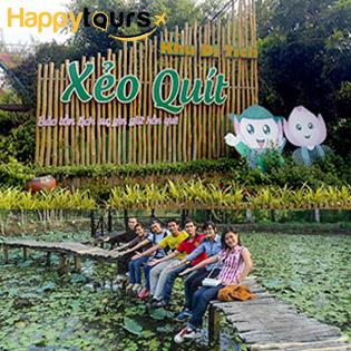 Tour Đồng Tháp 1 Ngày - KDL Xẻo Quýt – Sa Đéc – Chùa Lá Sen Khổng Lồ - Khởi Hành Chủ Nhật Hàng Tuần