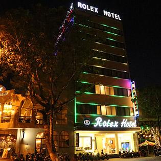 Rolex Hotel Đà Nẵng 3* - Sát Sông Hàn - Miễn Phí Ăn Sáng, Sử Dụng Xe Máy - 2N1Đ Cho 2 Khách