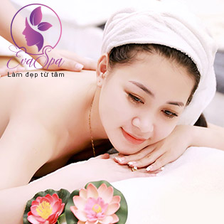 18 Bước Độc Quyền Massage Body Đá Nóng + Hút Chì Thải Độc, Thanh Lọc Da Tại Eva Spa