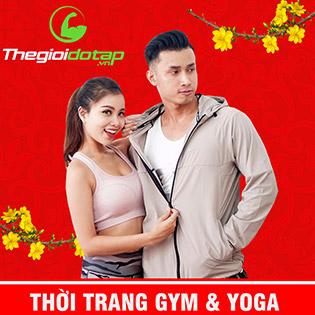 HOT - Hệ Thống 12 CN Đồ Tập Gym - Yoga Lớn Nhất Việt Nam Tại Thegioidotap.vn - Thương Hiệu Uy Tín & Chất Lượng