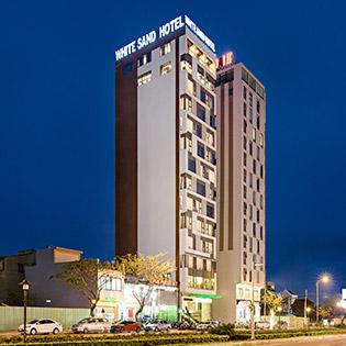 White Sand Boutique Hotel 4* Đà Nẵng 2N1Đ + Ăn Sáng Buffet, Hồ Bơi Miễn Phí - Cho 02 Người