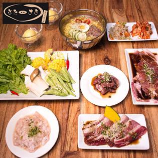 Buffet Nướng Trưa Và Tối Phong Cách Nhật Tại Butasama Japanese BBQ