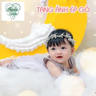 Kami Anna Wedding Studio - Chụp Ảnh Bé Yêu Và Gia Đình + Tặng Ảnh Phóng Lớn Ép Gỗ 15x21cm