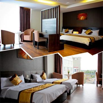 Gold Hotel 3* Đà Nẵng 3N2Đ + Miễn Phí Đón Sân Bay +Ăn Sáng Buffet -  Dành Cho 02 Khách