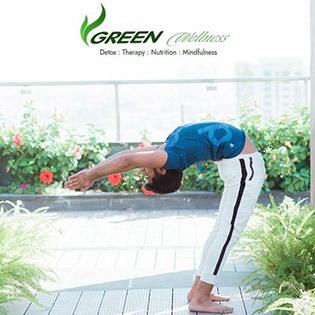 Trải Nghiệm 3 Buổi Tập Yoga Cùng Giáo Viên Nước Ngoài Tại Green Wellness 349 Vũ Tông Phan