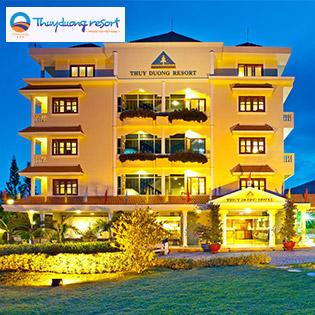 Thùy Dương Resort 3* Long Hải – 2N1Đ Phòng Standard – Bao Gồm Ăn Sáng - Tặng 02 Voucher Ngâm Chân Thảo Dược Tại Thùy Dương Spa