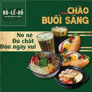 Bò Lế Rồ Phan Văn Trị - Bổn Tiệm Mới Khai Trương, Ăn Uống Thiệt Là Sướng
