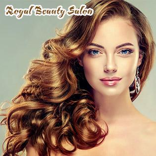 Combo Làm Tóc Ưu Đãi Uốn/ Duỗi/ Nhuộm/ Bấm Phồng Chân Tóc Tại Mỹ Viện Hoàng Gia - Royal Beauty Salon