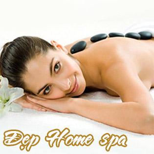 Miễn Tip - (120') Massage Body + Foot + Xông Hơi + Ngâm Chân + Chăm Sóc Da Mặt + Đắp Mặt Nạ + Nằm Gối Nóng Thảo Dược - Đẹp Home Spa