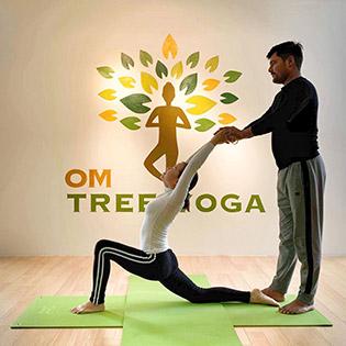 Tập Luyện Không Giới Hạn Trong 1 Tháng Tại OM Tree Yoga - 12 Thái Thịnh