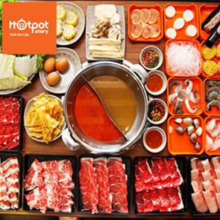 Hệ Thống Hotpot Story - Buffet Tinh Hoa Lẩu Hải Sản Hơn 100 Món - Chi Nhánh Nguyễn Ảnh Thủ