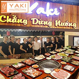 Buffet Tối/ Trưa BBQ Bò Mỹ, Hải Sản & Lẩu Gần 50 Món Tại Nhà Hàng Yaki 4