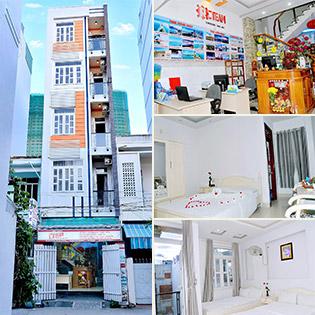Thanh Cương Hotel Nha Trang – 2N1Đ Dành Cho 02 Khách – Ngay Biển Trần Phú, Khu Thương Mại Mua Sắm Trung Tâm TP.Nha Trang
