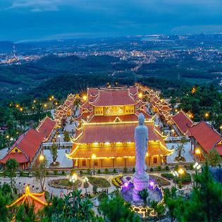 Tour Lễ Hội 2019: Hà Nội - Chùa Ba Vàng – Yên Tử - Thiền Viện Trúc Lâm – Chùa Hoa Yên – Chùa Đồng (1 Ngày)