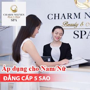 Massage Body Bấm Huyệt Đả Thông Kinh Lạc Tại Spa Đẳng Cấp Charm Nguyễn Spa - Top Spa 5* Uy Tín Hà Nội