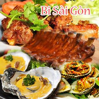 Buffet 50 Món Hải Sản, Thịt Bò Chế Biến Độc Đáo Theo Cách Brazil Tại Nhà Hàng Bi SaiGon