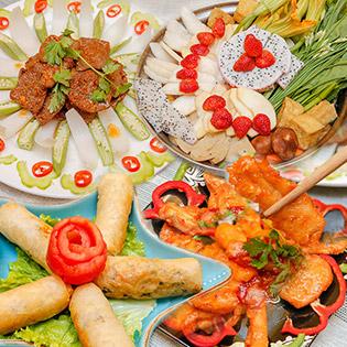 K Vegetarian - Ẩm Thực Chay Phong Cách Hiện Đại