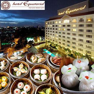 Buffet Dimsum 5* Hơn 70 Món Tại Orientica - Khách Sạn Equatorial Hotel