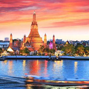 Tour Bangkok – Pattaya 4N3Đ - Thứ 5 Hàng Tuần – Chợ Nổi 4 Miền, Đảo Coral, Buffet 86 Tầng, Show Bê Đê Alcazar, Lẩu SukiYaki Tự Chọn