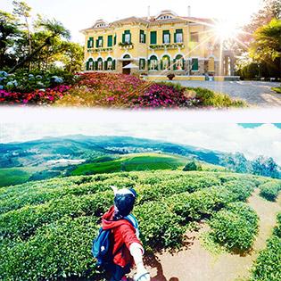 Combo Trọn Gói KS + Tour Đà Lạt Cực Hot Cho 02 Người - 3N2Đ Happy Day Hotel + Tour Tham Quan Nhà Vườn – Những Loài Hoa Đẹp Nhất Đà Lạt