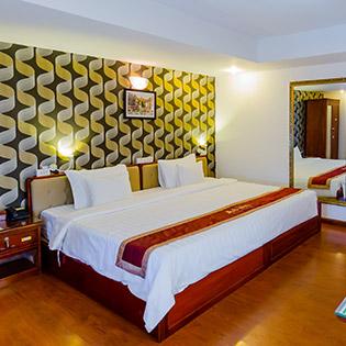 Khách Sạn A25 Nguyễn Du Đà Nẵng 2N1Đ - Hàng Phòng Deluxe Tiêu Chuẩn Cho 02 Khách