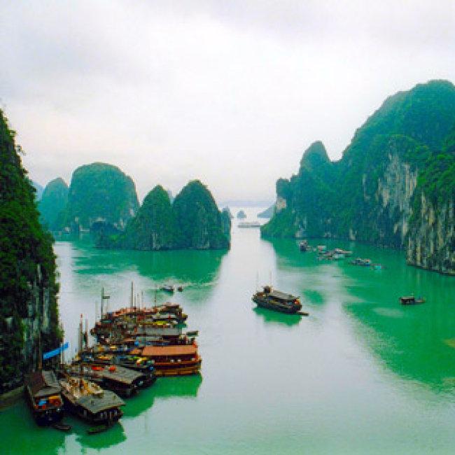 Tour Hà Nội - Hạ Long 1 Ngày, Khởi Hành Hàng Ngày, Không Phụ Thu Cuối Tuần - Cho 01 Người