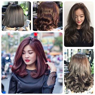 Hair Salon Phượng Hoàng - Trọn Gói Làm Tóc Cao Cấp Uốn/ Duỗi/ Nhuộm/ Bấm + Cắt + Gội + Sấy Tạo Kiểu