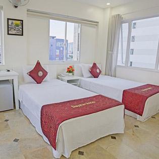 Khách Sạn Day Star 2* Đà Nẵng Giá Tốt – 2N1Đ Phòng Deluxe – Gần Biển – Không Phụ Thu Cuối Tuần
