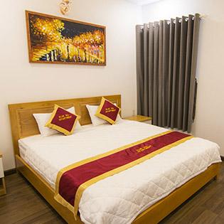 Blue Sea Hotel & Apartment - Căn Hộ 1 Phòng Ngủ + 1 Phòng Khách 2N1Đ Có Hồ Bơi – Gần Biển – Không Áp Dụng T6, T7 & Ngày Lễ