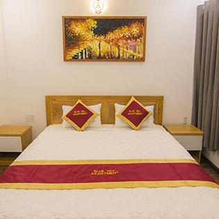 Blue Sea Hotel & Apartment Phòng Deluxe 2N1Đ Có Hồ Bơi – Gần Biển – Không Áp Dụng T6, T7 & Ngày Lễ