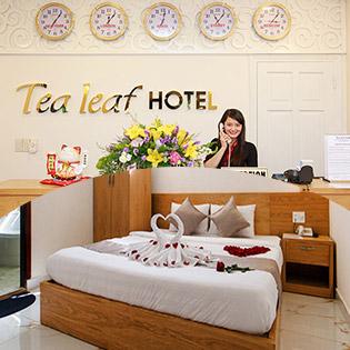 Tea Leaf Hotel Tiêu Chuẩn 2 Sao Tại Đà Lạt 2N1Đ – Gần Chợ Đà Lạt - Không Phụ Thu Cuối Tuần