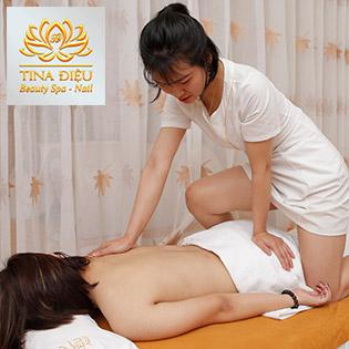 Hệ Thống Tina Điệu: 90 Phút Massage Body Tinh Dầu Đá Nóng/ Foot Trị Liệu/ Gội Đầu Dưỡng Sinh Giá Sốc - Top 10 Spa Tốt, Uy Tín Nhất TPHCM