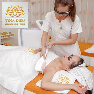 Tina Điệu Beauty Spa - Triệt Lông Nách Vĩnh Viễn Giá Sốc - Top 10 Spa Tốt, Uy Tín Nhất TPHCM