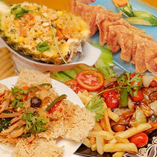 Buffet Chay Thanh Tịnh Tại Nhà Hàng Chay K Vegetarian