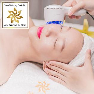 Trọn Gói Đánh Bay Mụn, Thâm Sau 1 Liệu Trình (75' - 90') - VTM Quốc Tế Ami Skincare & Clinic