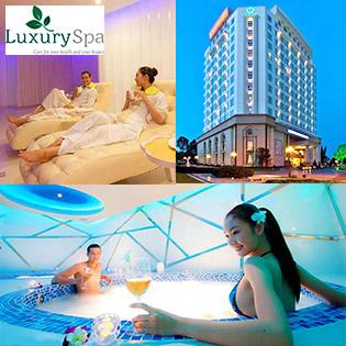 Luxury Spa Tân Sơn Nhất 5* Trải Nghiệm Trọn Gói Dịch Vụ Đẳng Cấp Quý Tộc