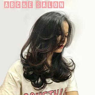 ABC&E Salon - Trọn Gói Làm Tóc Phục Hồi Cao Cấp Uốn/ Duỗi/ Nhuộm/ Hightlights/ Chữa Trị ATS + Cắt + Gội + Sấy Tạo Kiểu
