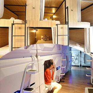 Combo 2N1Đ KS Tropical Forest Hostel & Apartment Đà Nẵng – Phòng Dorm Độc Đáo – Tặng Tour Khám Phá Đà Nẵng – Ngũ Hành Sơn – Hội An - Cho 01 Người