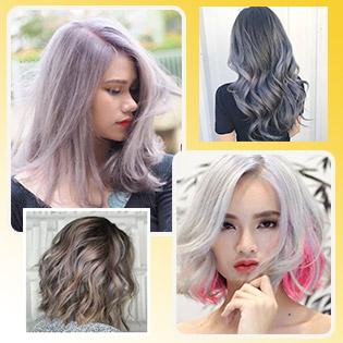 Hair House Salon Tạo Style Tóc Hot Nhất 2019 - Trọn Gói Làm Tóc Cao Cấp Uốn/ Duỗi/ Nhuộm + Cắt + Phục Hồi + Sấy Tạo Kiểu