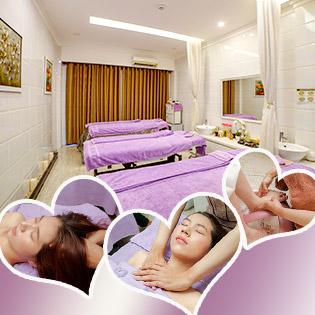 Độc Quyền Massage Bấm Huyệt Thư Giãn Kiểu Nhật 60 Phút Phục Hồi Sức Khỏe, Giảm Stress Tại La Mer Beauté Japan Quận 1