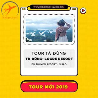 Tour Tham Quan Tà Đùng 2N2Đ – Lodge Resort 3 Sao – Dạo Thuyền Hồ Tà Đùng – Thác Lưu Ly – Lửa Trại – BBQ Thịt Nướng