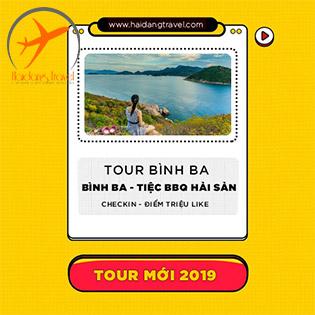 Tour VIP Bình Ba 2N2Đ Siêu Hot - Xe Giường Nằm – BBQ Hải Sản Đặc Biệt – Khám Phá Đảo Tôm Hùm