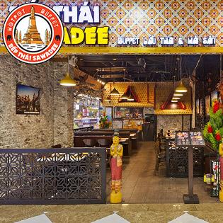 Buffet Lẩu Ngon Tuyệt Đỉnh Tại Bếp Thái Sawandee Cs Time City