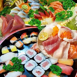 Buffet Nhật Bản Hơn 200 Món Sashimi, Nướng, Lẩu, Hải Sản Cao Cấp Tại Hệ Thống NH TONCHAN