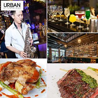 Set 04 Món Âu Sang Trọng & Đẳng Cấp Cho 02 Người – Urban Kitchen & Bar